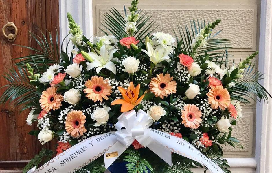 Flores para funerales en granada