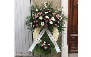 Flores para funerales 10