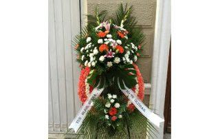Flores para funerales 12