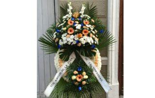 Flores para funerales 14