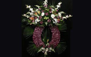 Flores para funerales 15