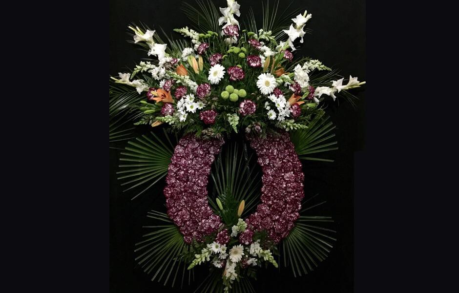 Centro de Flores para funerales en granada
