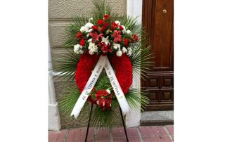Flores para funerales 16