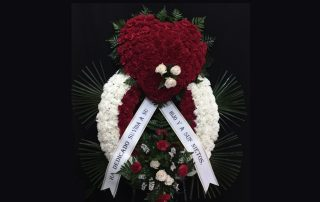 Flores para funerales 17