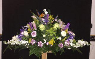 Flores para funerales 3
