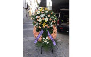 Flores para funerales 4