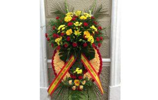 Flores para funerales 5