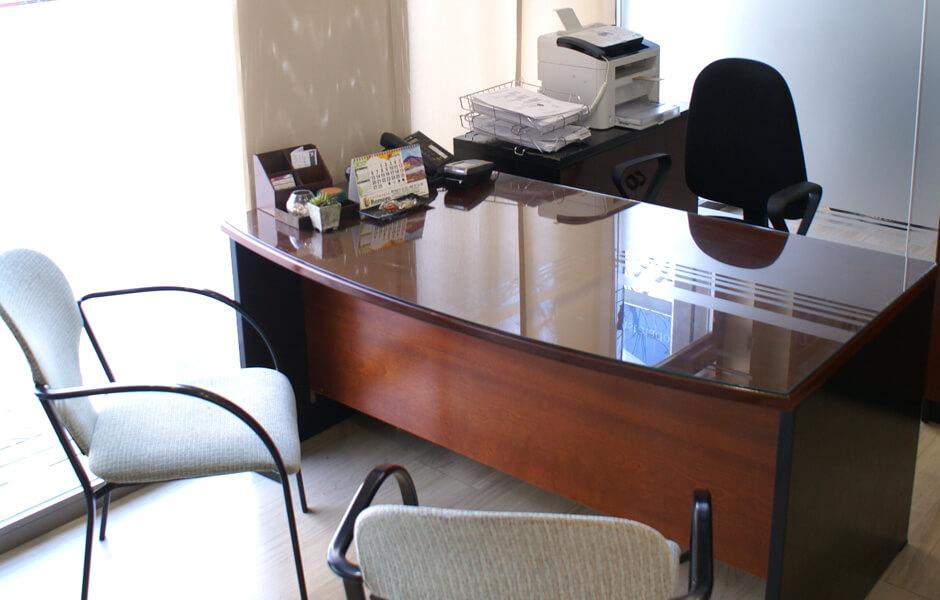 Oficinas centrales en granada y provincia funeraria romero for Como remodelar una oficina