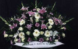 Flores para funerales 6