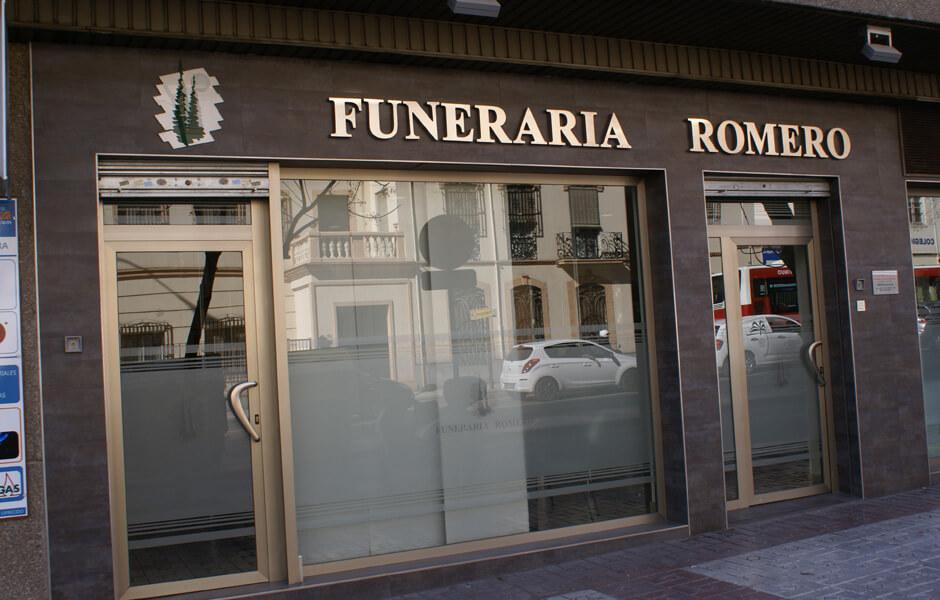 Servicios fúnebres en granada Funeraria Romero