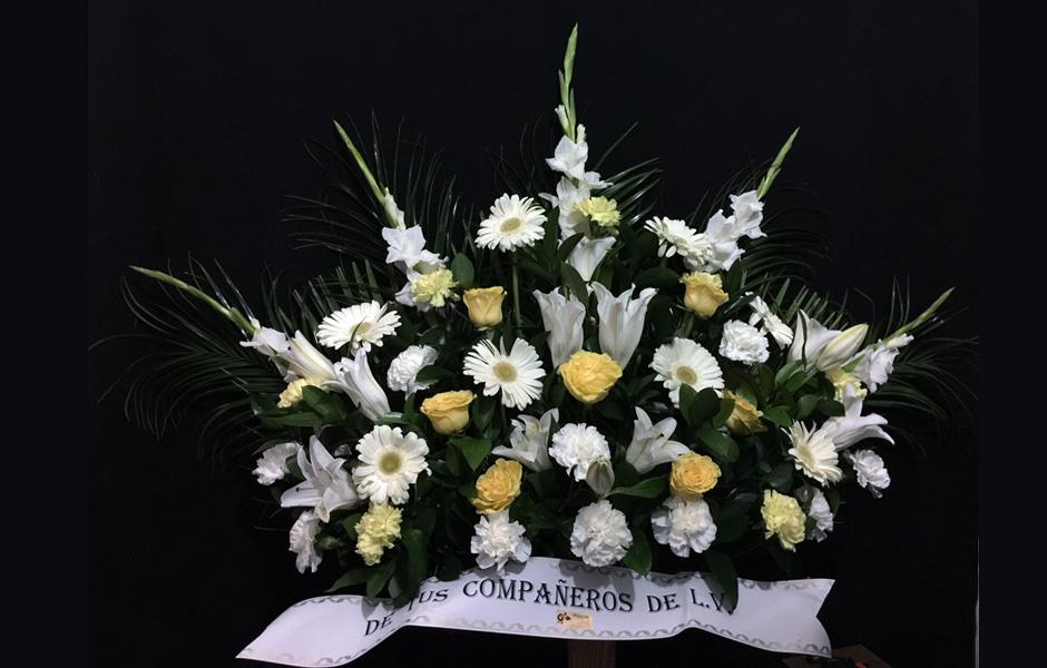 Flores para velatorios en granada