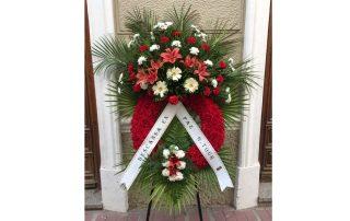 Flores para funerales 9