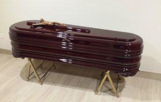 Ataúd o féretro mod381900 - Funeraria Romero