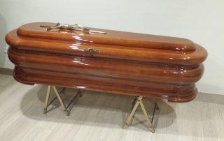 Ataúd o féretro Mediterráneo Innova MOD 217-B - Funeraria Romero