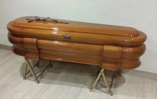 Ataúd o féretro Mediterráneo Innova MOD 216-B 3200 - Funeraria Romero