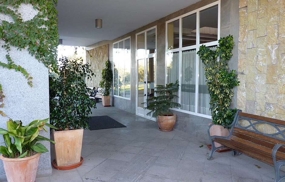 exterior funeraria centro albolote