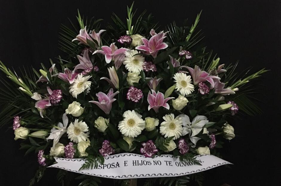 flores para defunción en granada