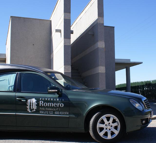 Funeraria en la provincia de Granada