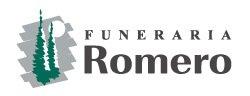Funeraria Romero Logo